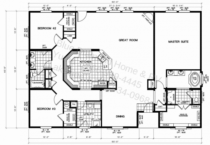 Must See Clayton Homes Plans Inspirational 48 Top 16×80 Mobile Home Floor Mobile Home Plans Pic