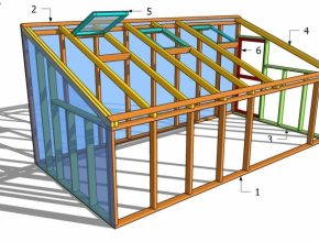 Must See Diy Greenhouse Building Plans | Lean-To Greenhouse Plans | Free Green House Plans Picture