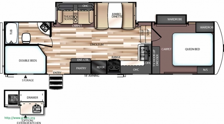 Must See Open Road 5Th Wheel Floor Plans Inspirant 5Th Wheel Camper Floor Open Road 5th Wheel Floor Plans Photo