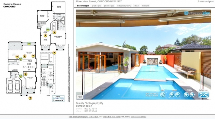 Must See Surroundpix - Interactive Floorplans Interactive Floor Plans Image