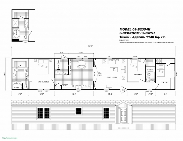 Must See Trailer Floor Plans Single Wides Meilleur De 3 Bedroom Single Wide Trailer Floor Plans Single Wides Picture
