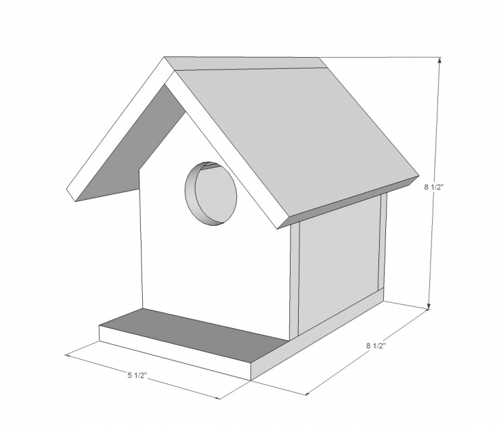 Must See Wooden Bird House Plans Free Church Bird Houses Free Plans Unique Bird House Plans Photo