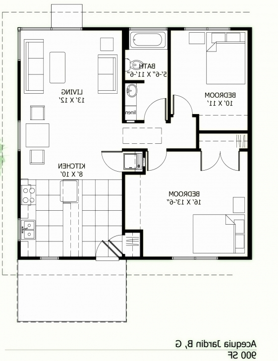 Outstanding 1000 Sq Ft House Plans 2 Bedroom Indian Style Elegant Floor Plans Floor Plans 2 Bedroom Picture