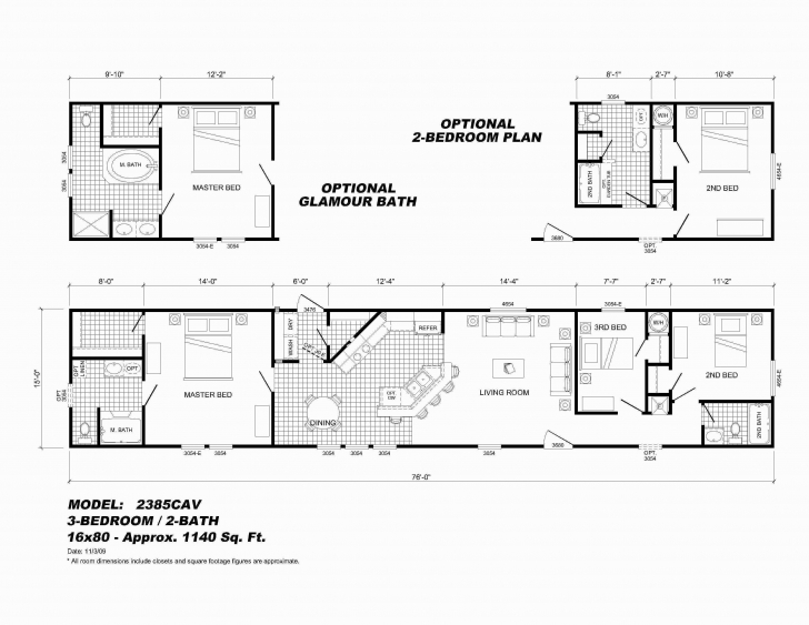 Outstanding 43 Beautiful Single Wide Mobile Home Floor Plans And Pictures - Home Single Wide Mobile Home Floor Plans Image