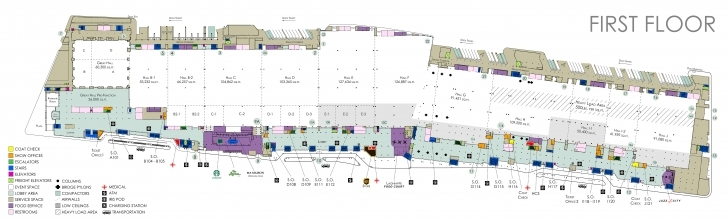 Outstanding Floor Plans - Ernest N. Morial Convention Center La Convention Center Floor Plan Pic