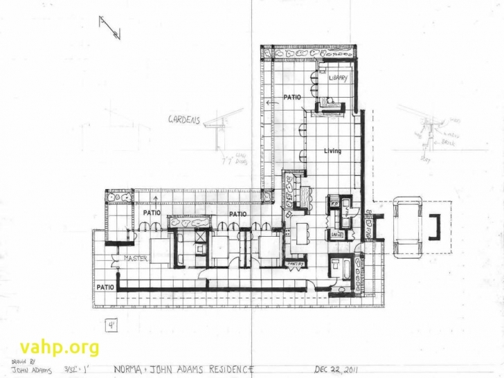 Outstanding Luxury Frank Lloyd Wright House Plans – Vahv Frank Lloyd Wright Floor Plans Picture