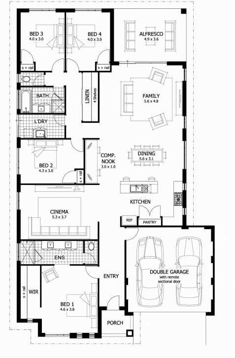 Picture of 2 Family House Plans Fresh Dazzling Family House Plans 24 Family House Plans Photo