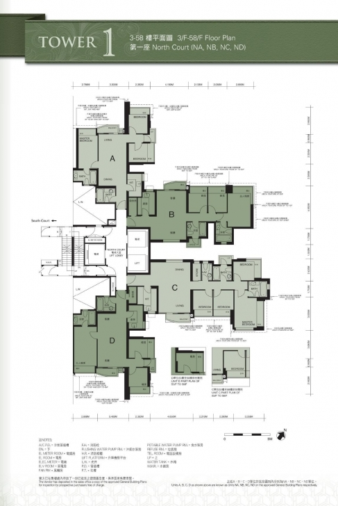 Picture of Festival City 3 盛世|Festival City 3 Floor Plan|New Property|Gohome Festival City Floor Plan Photo