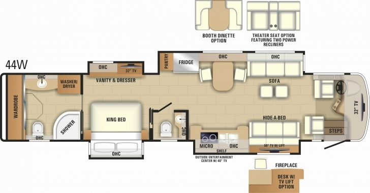 Picture of Toy Hauler Floor Plans Fresh Th Photos On Attitude 5Th Wheel Toy 5th Wheel Toy Hauler Floor Plans Image