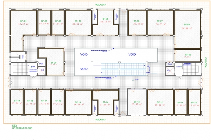 Popular Commercial Floor Plans | Nasra Estate Company Limited Commercial Floor Plans Photo