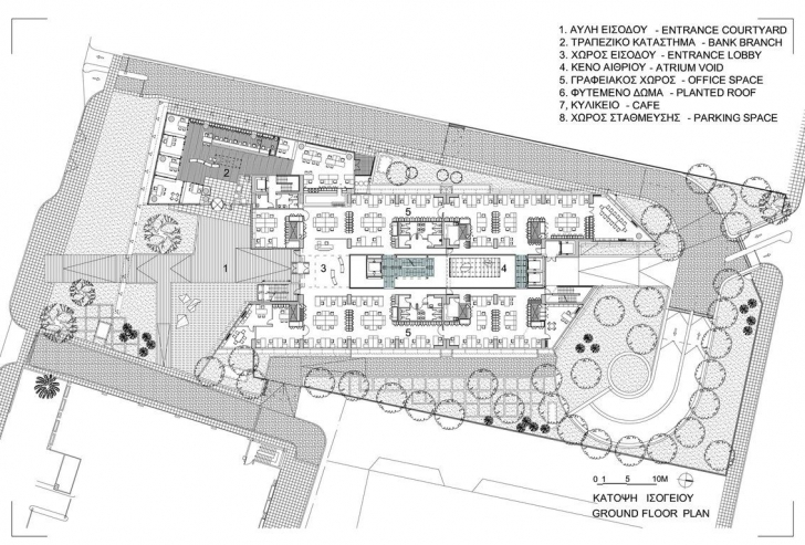 Popular Ground Floor Plan | Banks | Pinterest | Ground Floor, Office Office Tower Floor Plan Image