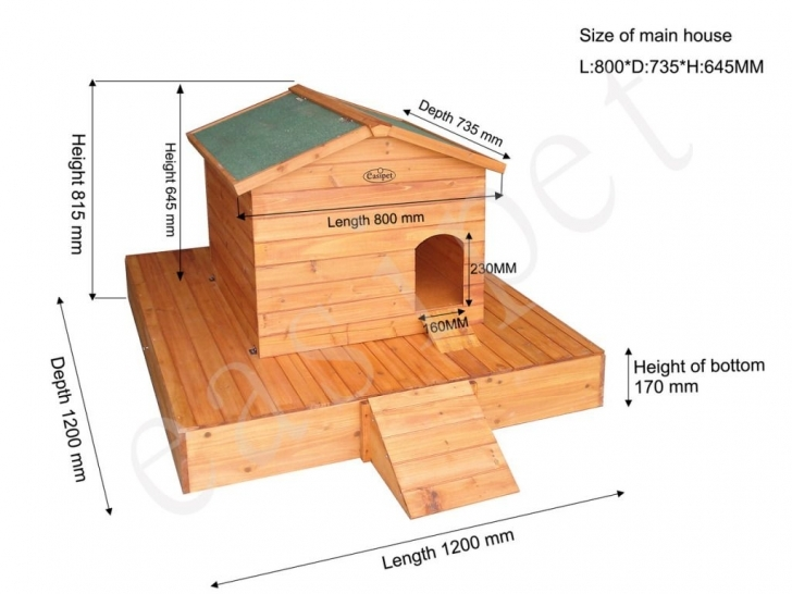 Popular Large Duck House Wooden Floating Platform Wood Nesting Box Waterfowl Duck House Plans Image