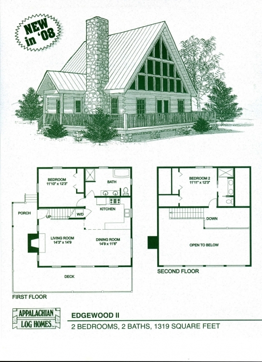 Popular Log Home Floor Plans - Log Cabin Kits - Appalachian Log Homes | Next Log Home Floor Plans Picture