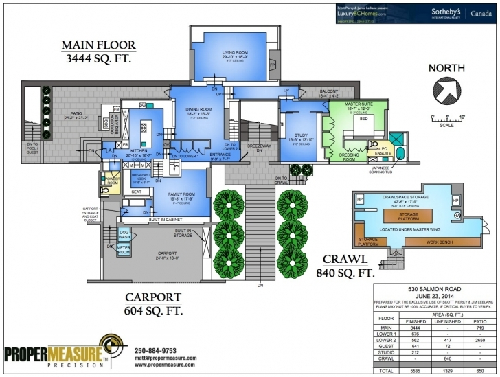Popular Luxury Home Plans, Modern House Luxury Home Design - Ophscotts Dale Luxury House Plans Image