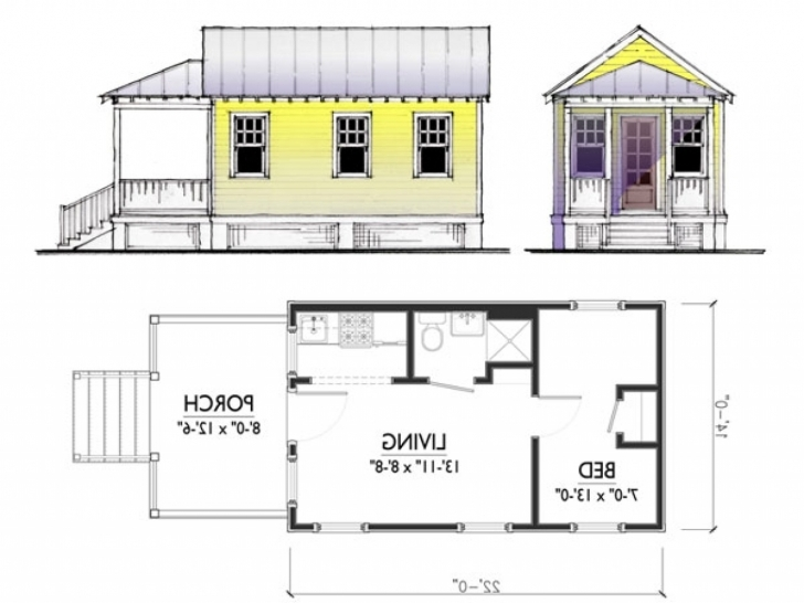 Popular Micro House Plans - Theradmommy Micro House Plans Image