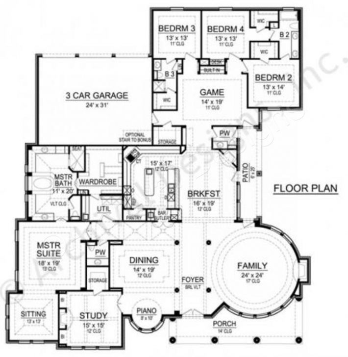 Popular Stone House Plans With Photos - Homes Floor Plans Stone House Plans Picture
