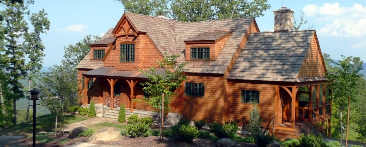 Popular Timber Frame Homes | Post And Beam Plans| Timberpeg Post And Beam House Plans Image