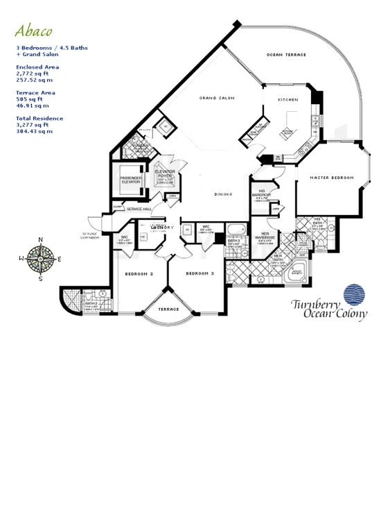 Popular Turnberry Ocean Colony South | Premier International Properties Turnberry Ocean Colony Floor Plans Pic