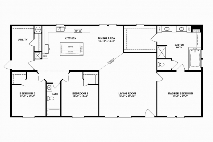 Remarkable 50 Unique Clayton Manufactured Homes Floor Plans - Home Plans For Clayton Homes Floor Plans Pic