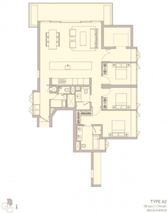 Remarkable Ardmore Three | 83Property Ardmore 3 Floor Plan Pic