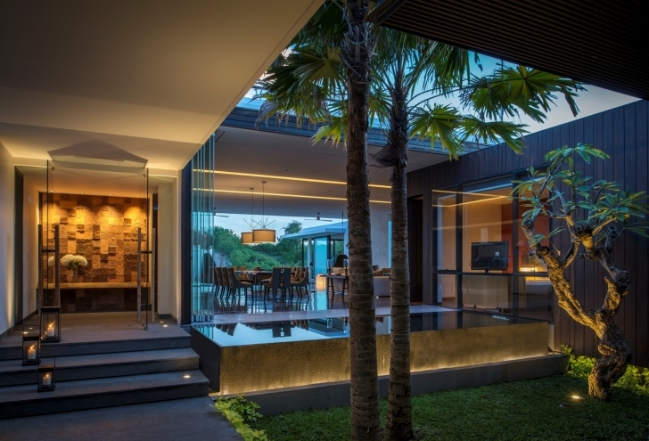 Remarkable Balinese House Designs And Floor Plans — House Style And Plans Bali House Designs Floor Plans Photo