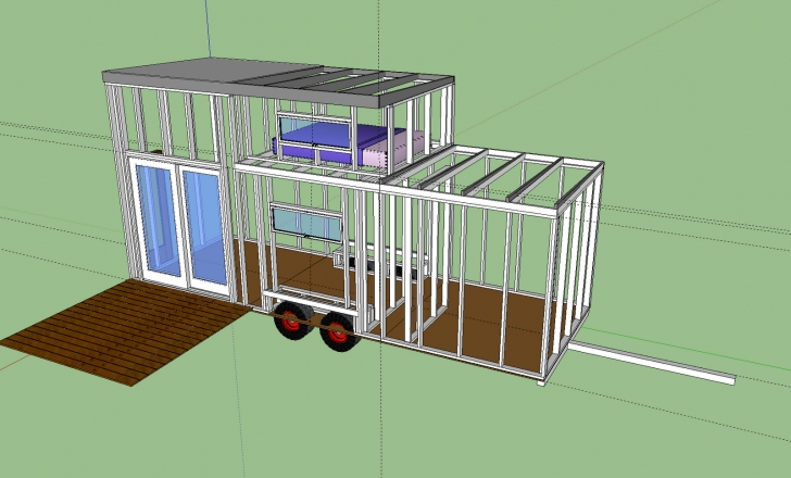 Remarkable Free Tiny House Plans On Wheels Tiny House On Wheels Plans Photo