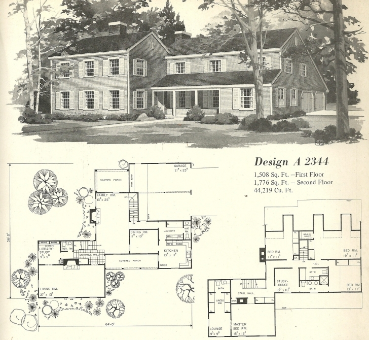 Remarkable Historic Farmhouse Floor Plans Vintage House Plans Farmhouse 5 1800s Farmhouse Floor Plans Picture