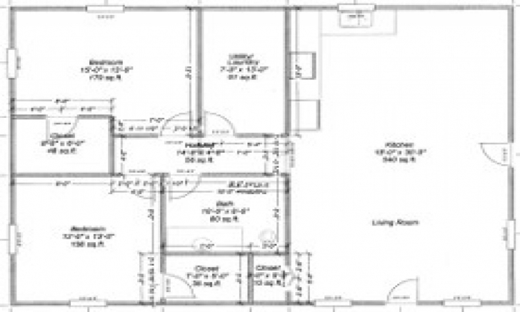 Remarkable House Plan: Pole Barn House Floor Plans Morton Building, Pole Barn Pole Barn House Plans Pic