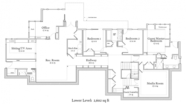 Remarkable One Level House Plans With Two Master Suites Arts Bedroom House Plans With Two Master Suites On First Floor Picture