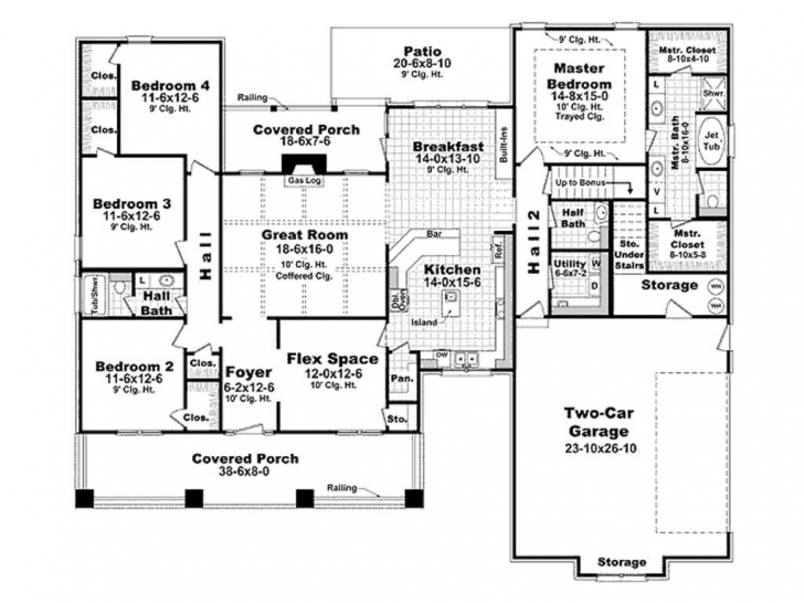 Splendid 2000 Sq Foot Home Plans Elegant 60 Beautiful 2000 Square Foot House 2000 Sq Ft House Plans Picture