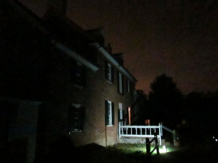 Splendid Ferry Plantation House Night 2 Virginia Paranormal Investigations Ferry Plantation House Image