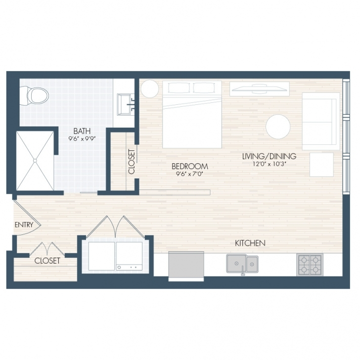Splendid Luxury Apartment Floor Plans Denver | The Confluence Denver Apartment Floor Plans Picture