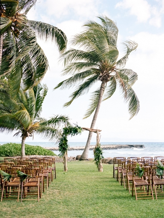 Splendid Olowalu Plantation House Wedding | Anna Delores Photo Olowalu Plantation House Pic