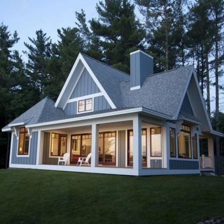 Splendid Small Lake House Plans Roof Small Houses 2 - Decorating Ideas Lake House Plans Picture