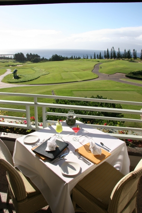 Splendid The Plantation House Restaurant In Kapalua: Gracious Ambiance Paired The Plantation House Photo