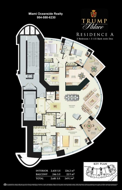 Splendid Trump Palace Sunny Isles Beach Condos For Sale,for Rent,mls,floor Trump Palace Floor Plans Pic