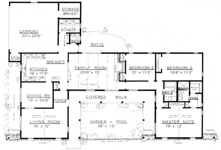 Stunning 2200 Sq Ft House Plans New House 2500 Sq Ft House Plans - Sprayart 2200 Sq Ft House Plans Picture