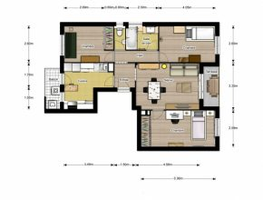 Stunning Interactive Floor Plans For Real Estate | Drawbotics Interactive Floor Plans Photo