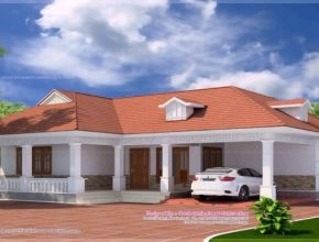 Stunning Kerala Style 4 Bedroom House Plans Single Floor - Youtube Single Floor House Plans Kerala Pic