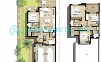Stunning Zahra Townhouses Floor Plans | Justproperty Townhouse Floor Plans Photo