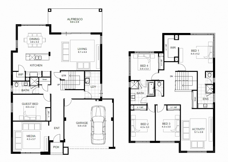 Top 5 Bedroom House Floor Plans Best Of 5 Bedroom House Designs Perth 5 Bedroom House Floor Plans Photo