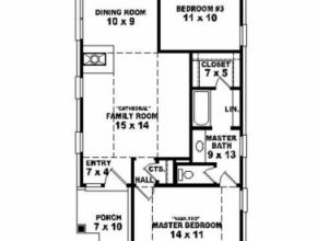 Top 653501 - Warm And Open House Plan For A Narrow Lot : House Plans Narrow Lot House Plans Photo