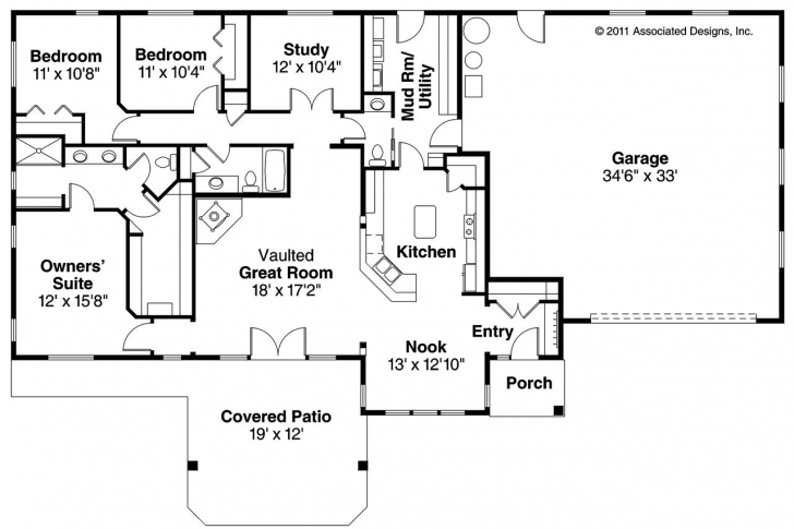 Top Basement Lake House Plans With Walkout Basement 3 - Decorating Ideas House Plans With Basement Picture