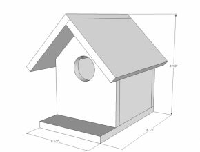 Top Church Bird Houses Free Plans Unique Purple Martin House Plans Bird Houses Plans Picture