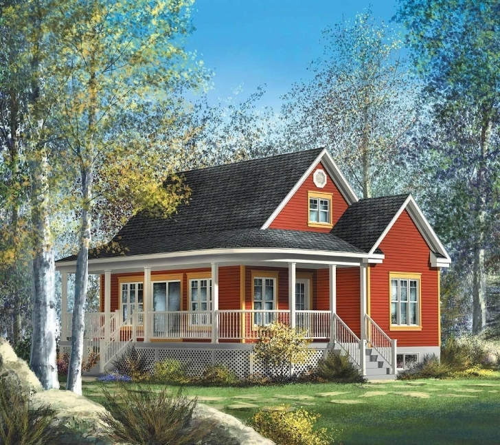 Top Cute Country Cottage - 80559Pm | Architectural Designs - House Plans Country Cottage House Plans Pic