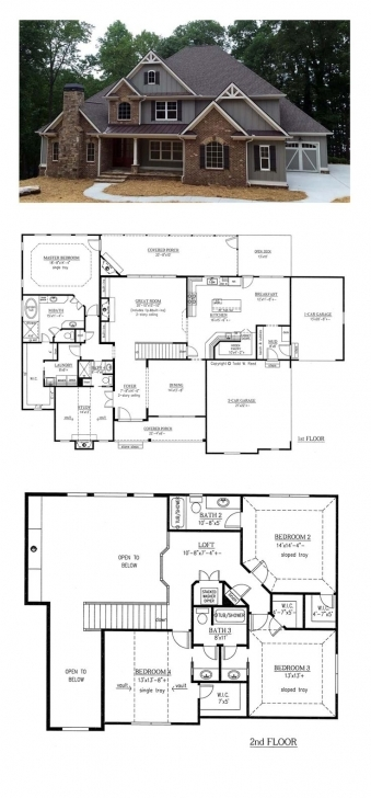 Top Photo of Best 25 Dream House Plans Ideas On Pinterest House, Family Home Dream House Plans Photo