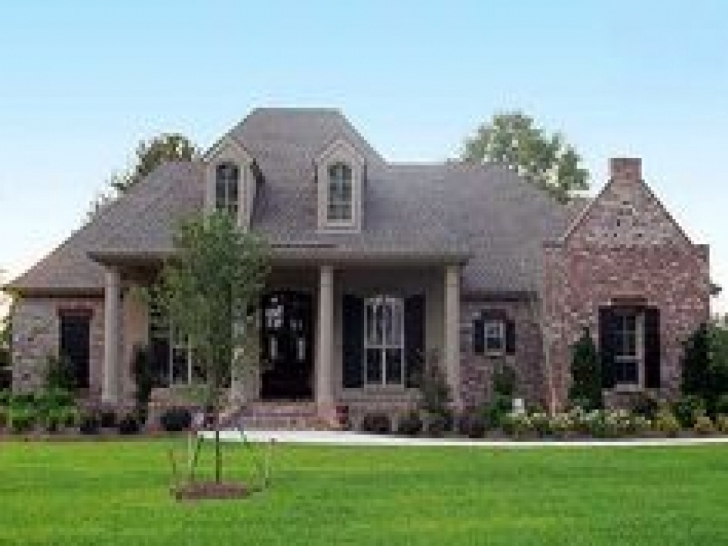 Top Photo of French Country Home Design French Country Home Design Country Home French Country House Plans Picture
