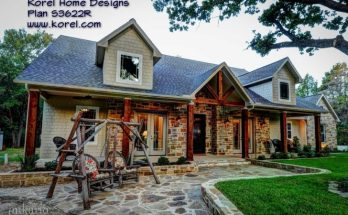 Top Photo of Home | Texas House Plans - Over 700 Proven Home Designs Online By Hill Country House Plans Image