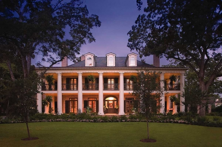 Top Photo of Southern Plantation Style House Plans Plantation Style House Plans Pic