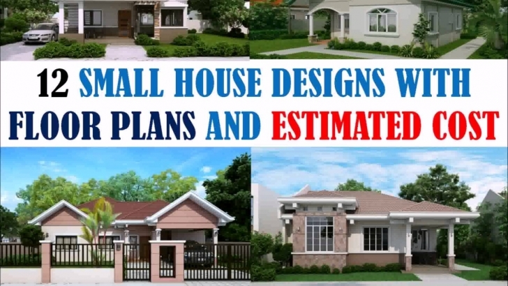Top Small House Design With Floor Plan In The Philippines - Youtube Floor Plan For Small House In The Philippines Image